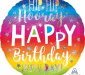 Hip Hip Hooray Happy Birthday